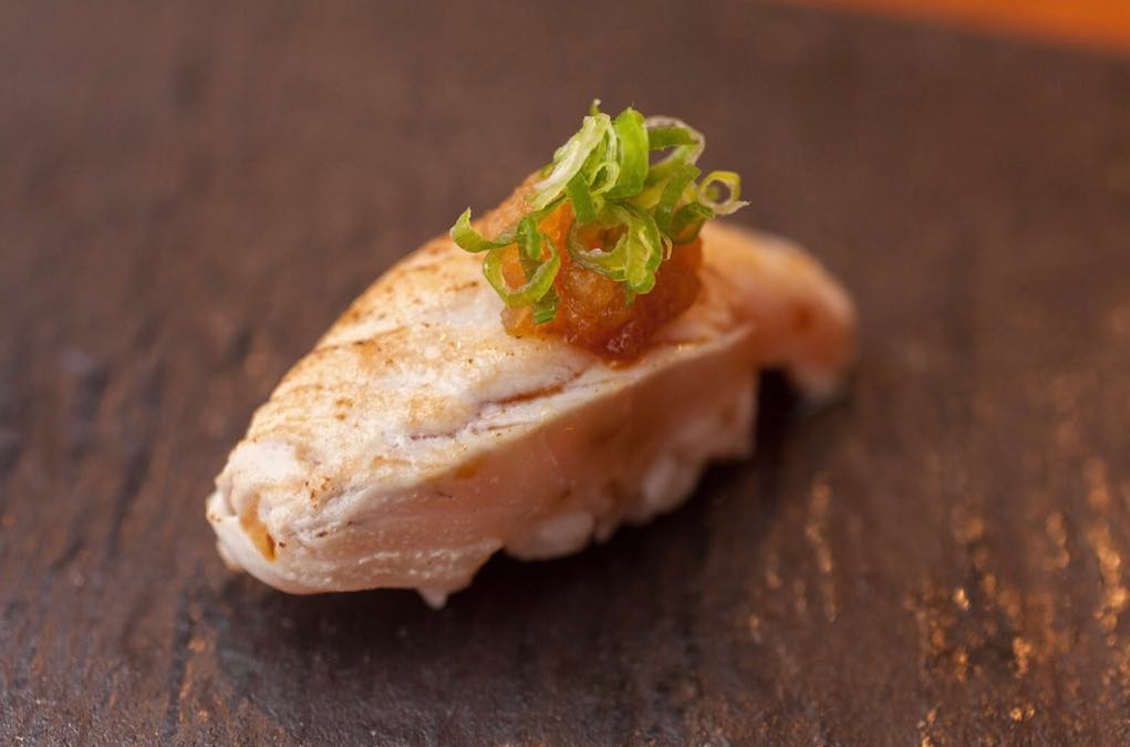 Dining Sushi by Bou Speakeasy Japanese White Fish