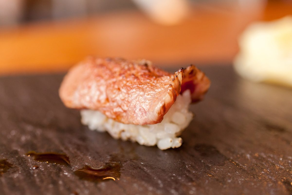 Dining Sushi by Bou Speakeasy Japanese