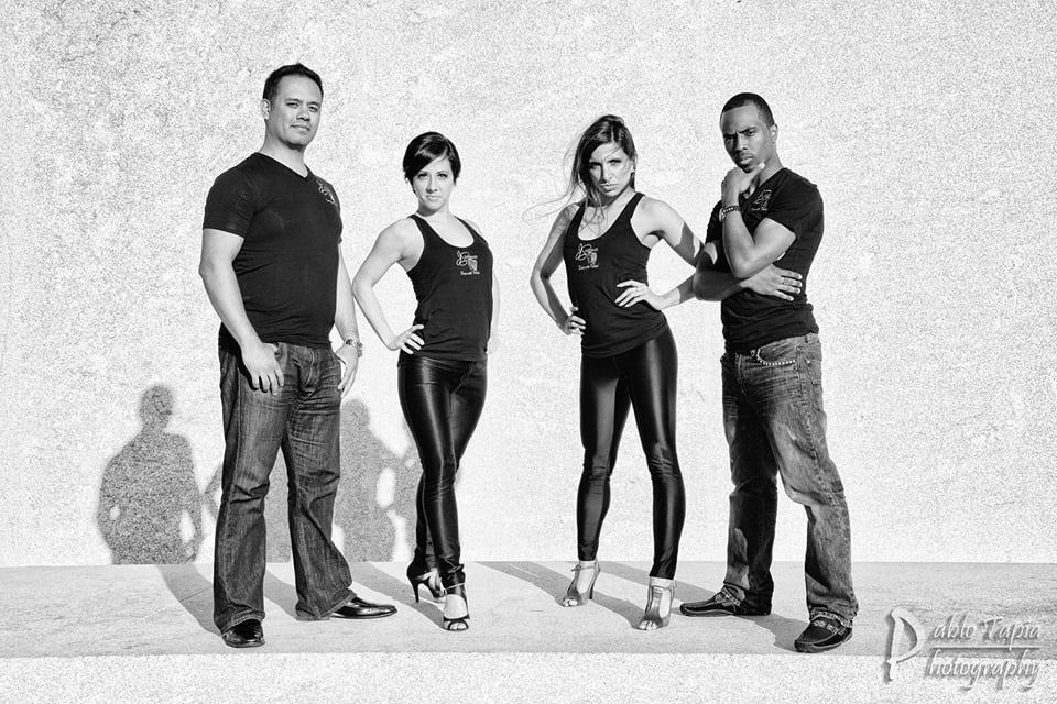 Fitness Health Salsa Classes in NYC Joel Salsa Instructors