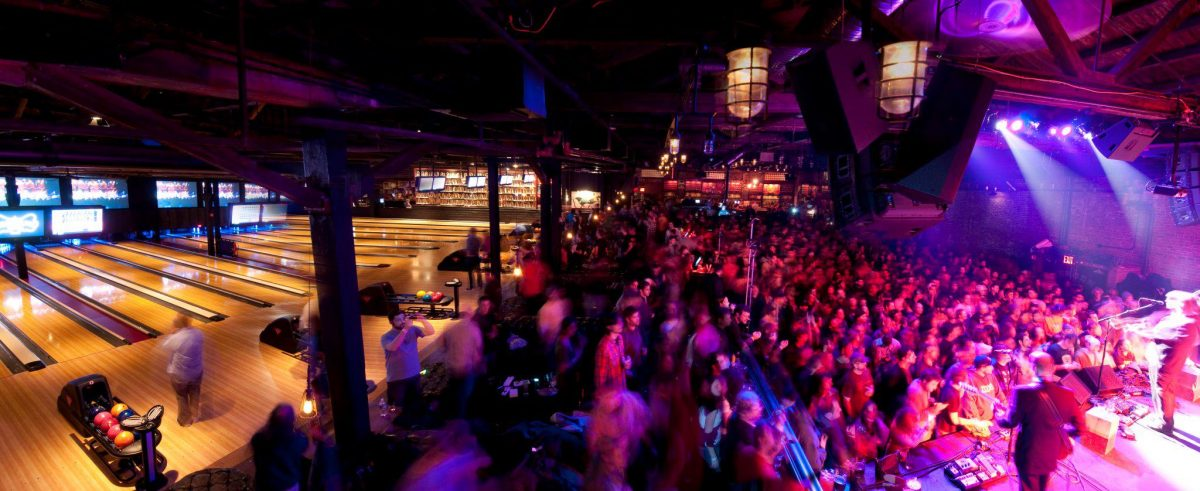 15 Best Parties in New York for New Years Eve 2019 Brooklyn Bowl Oteil
