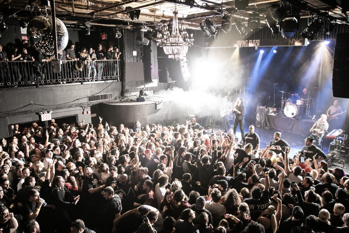 15 Best Parties in New York for New Years Eve 2019 Irving Plaza Knower Ghost Note