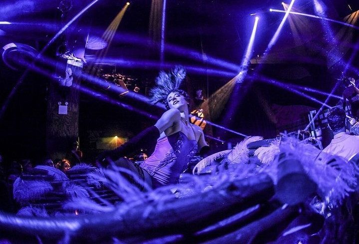 15 Best Parties in New York for New Years Eve 2019 McKittrick Hotel