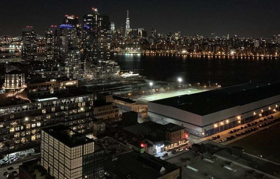 15 Best Parties in New York for New Years Eve 2019 Westlight William Vale Brooklyn