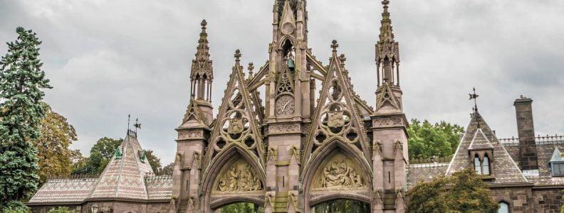 Curiosities City Secrets Famous People Buried in NYC Cemeteries Greenwood Brooklyn