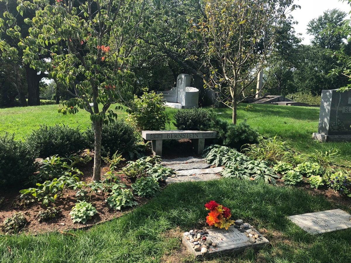 Curiosities City Secrets Famous People Buried in NYC Cemeteries Greenwood Leonard Bernstein