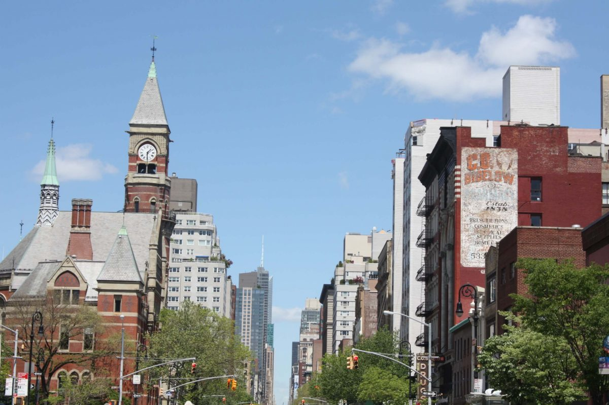 Curiosities City Secrets Greenwich Village Sixth Avenue Wiki Commons
