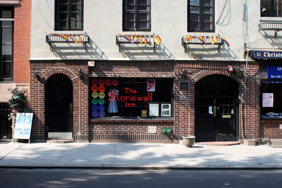 Curiosities City Secrets Stonewall Inn NY 2008 Wiki Commons