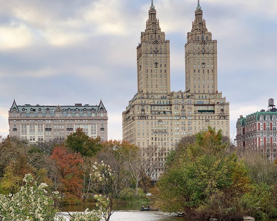 Curiosities Our Bucket Lists Cheap NYC Guide Central Park The Lake San Remo