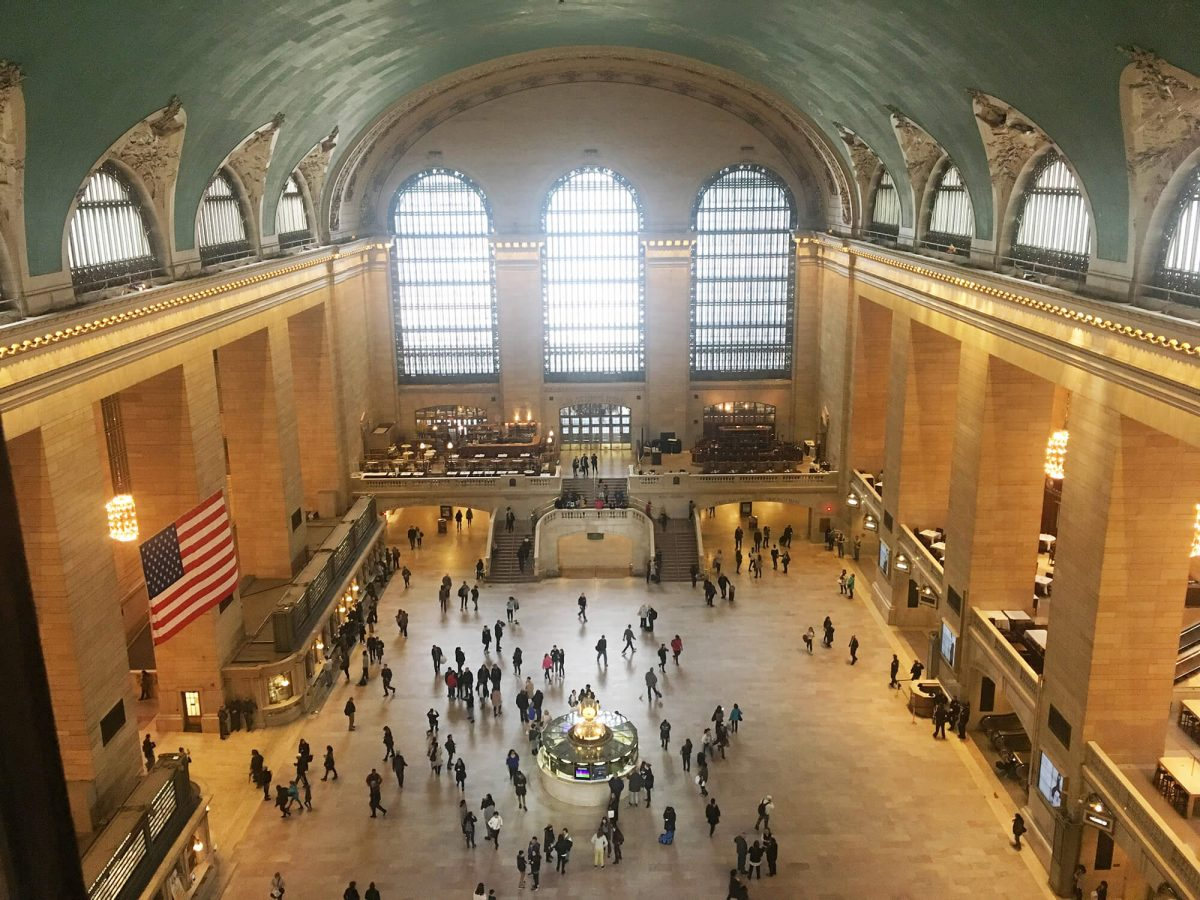 Curiosities Our Bucket Lists Cheap NYC Guide Grande Central Terminal