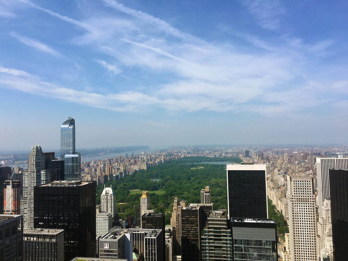 Curiosities Our Bucket Lists Cheap NYC Guide Top of the Rock