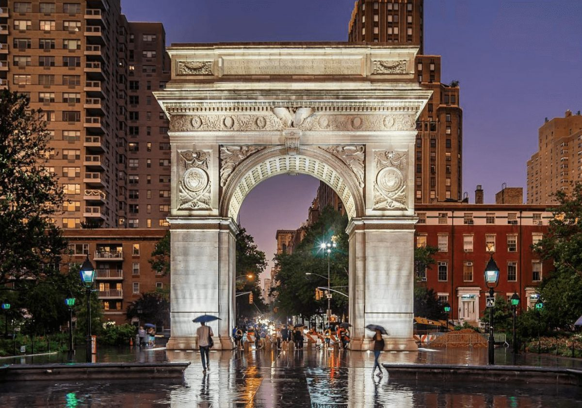 Curiosities Our Bucket Lists Cheap NYC Guide Washington Square Park