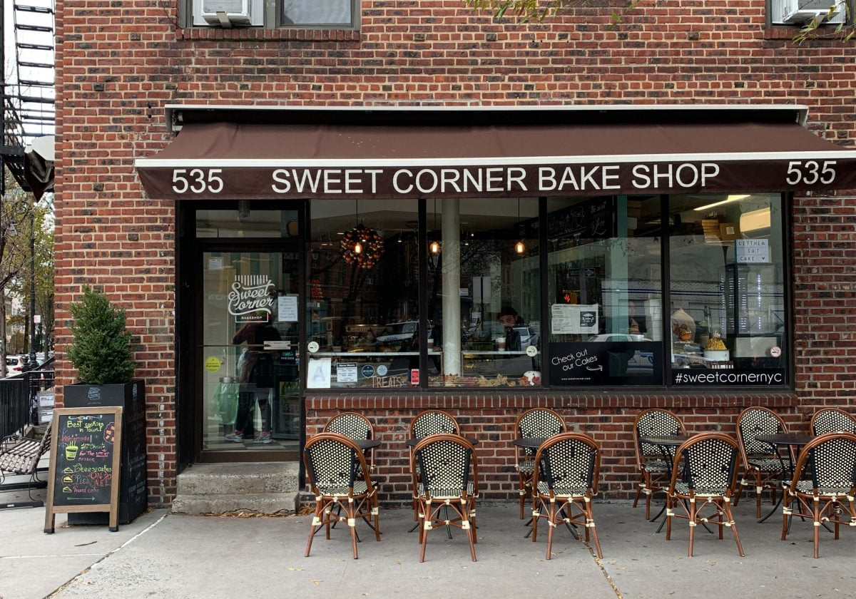 Shop Specialties Sweet Corner Bakeshop 2 Pound Chocolate Nutella Heart West Village