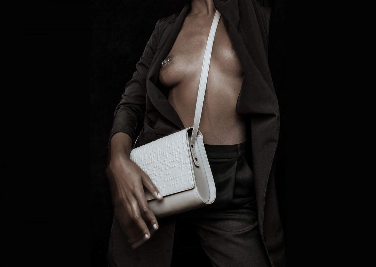 Shop Ladies Forms New York White Bag