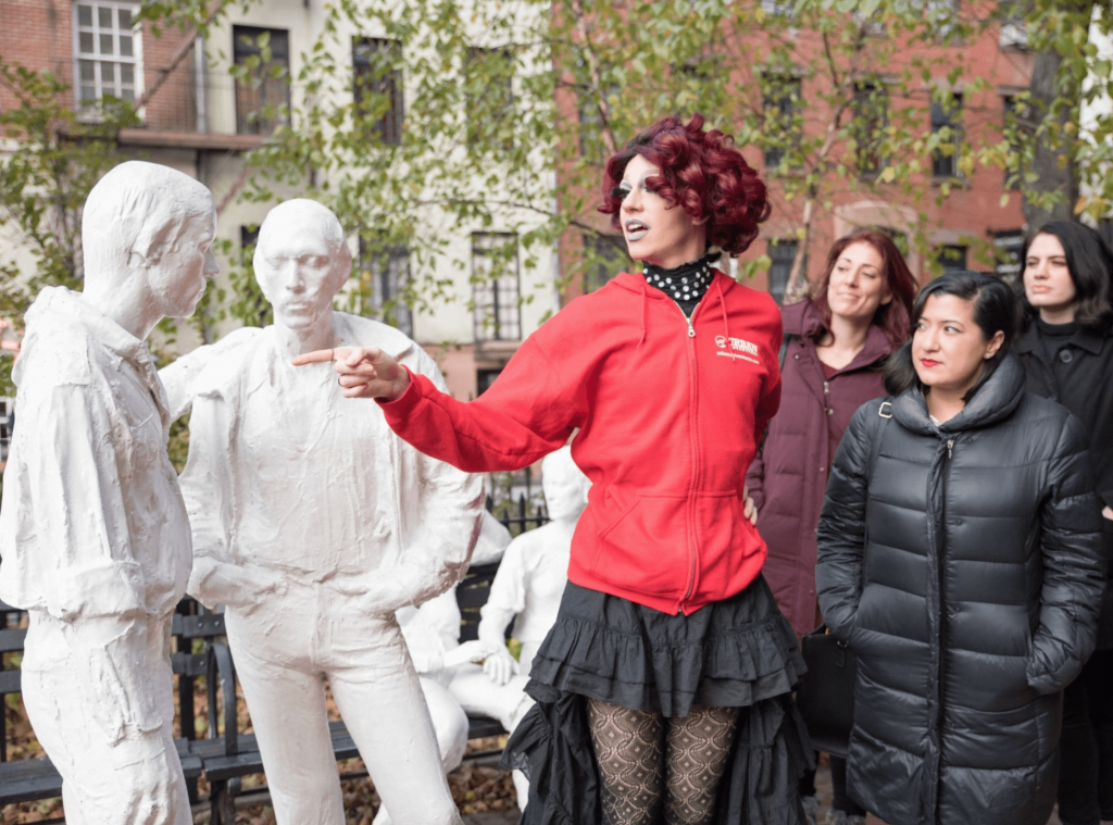 BTSNYC Experiences On Going Urban Adventure LGBTQ History Neighborhood Pub Tour