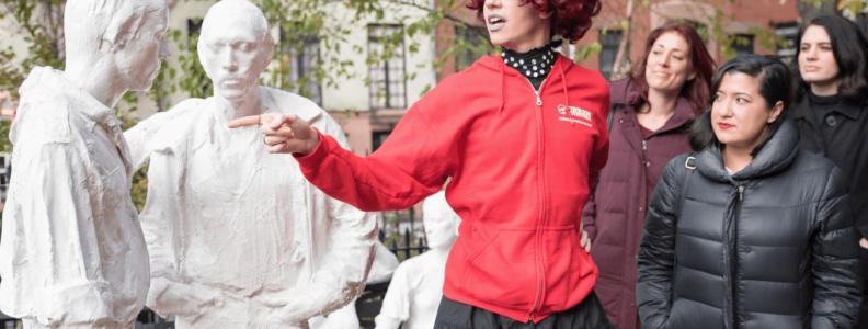 BTSNYC Experiences On Going Urban Adventure LGBTQ History Neighborhood Pub Tour