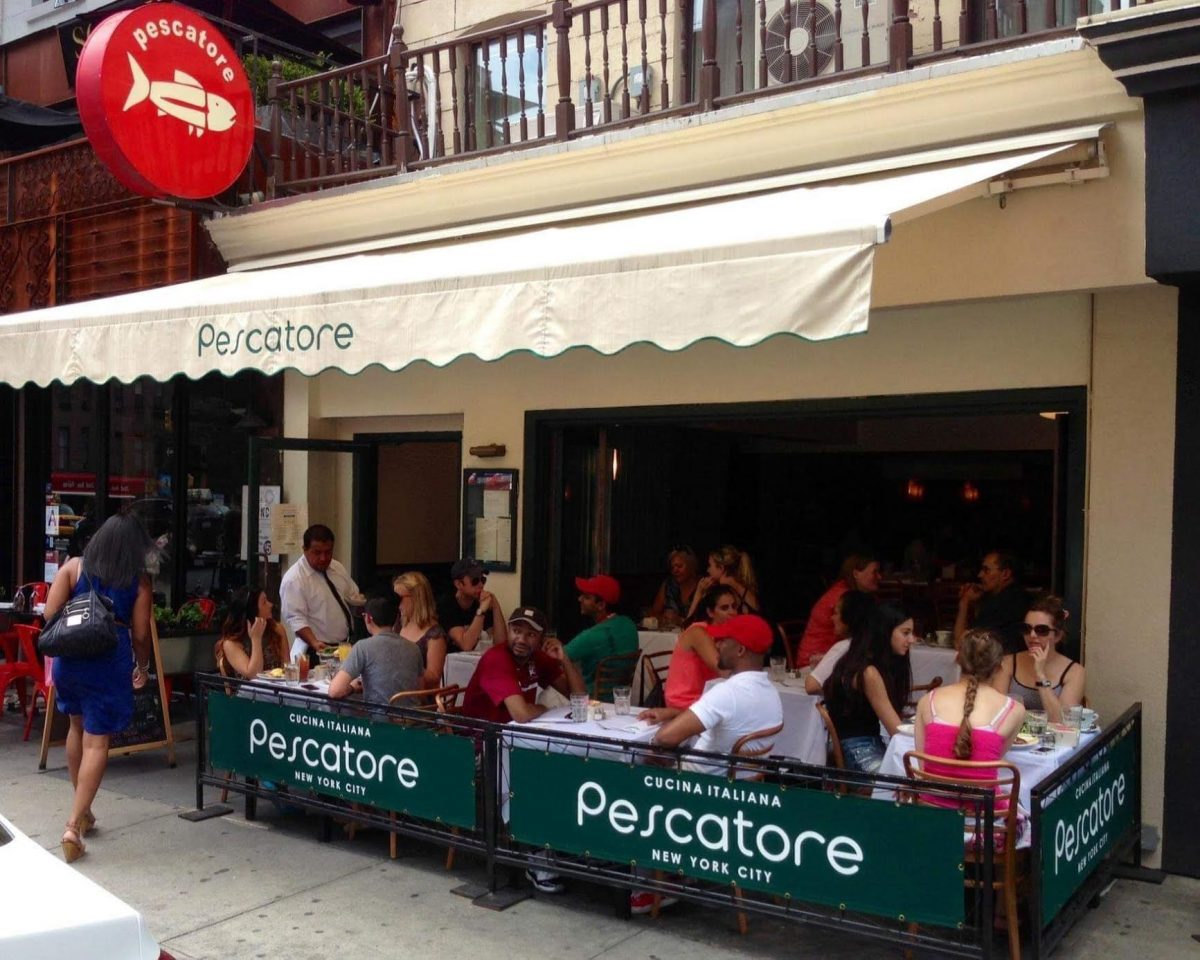 Pescatore Restaurant Italian Memories Made In New York