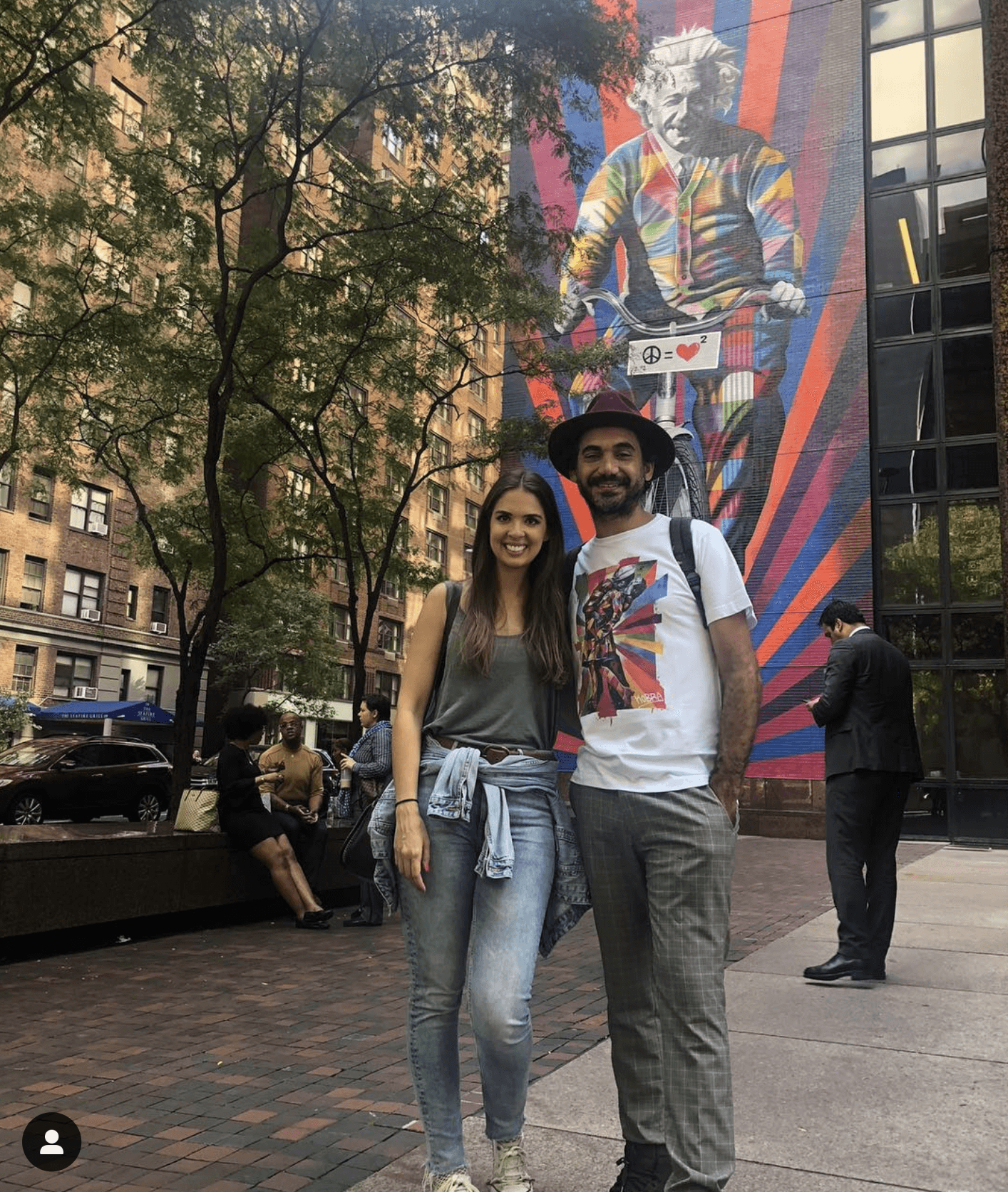 Kobra Mural Grafitti New York Genial É Andar de Bike Fernanda Paronetto