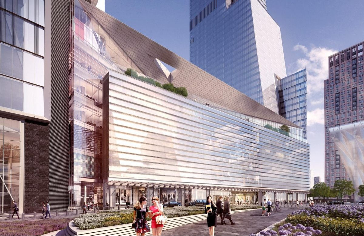 Shop Ladies and Gents Hudson Yards The Shops and Restaurants Courtesy Related Oxford