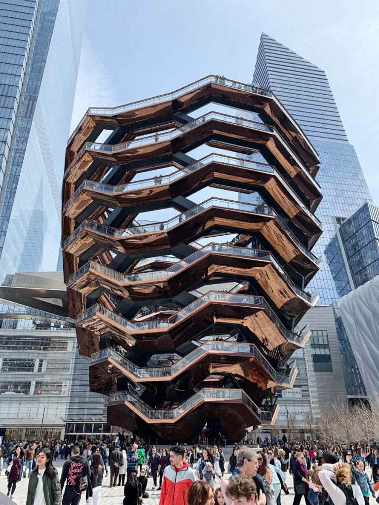 Shop Ladies and Gents Hudson Yards The Vessel