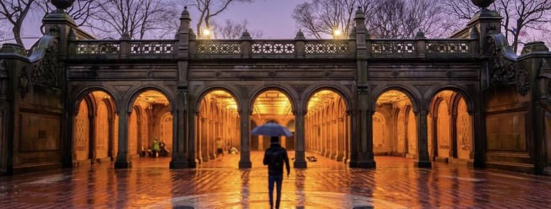 Bucket Lists 3 Perfect Photography Spots in New York City Bethesda Terrace Credit NoelYC