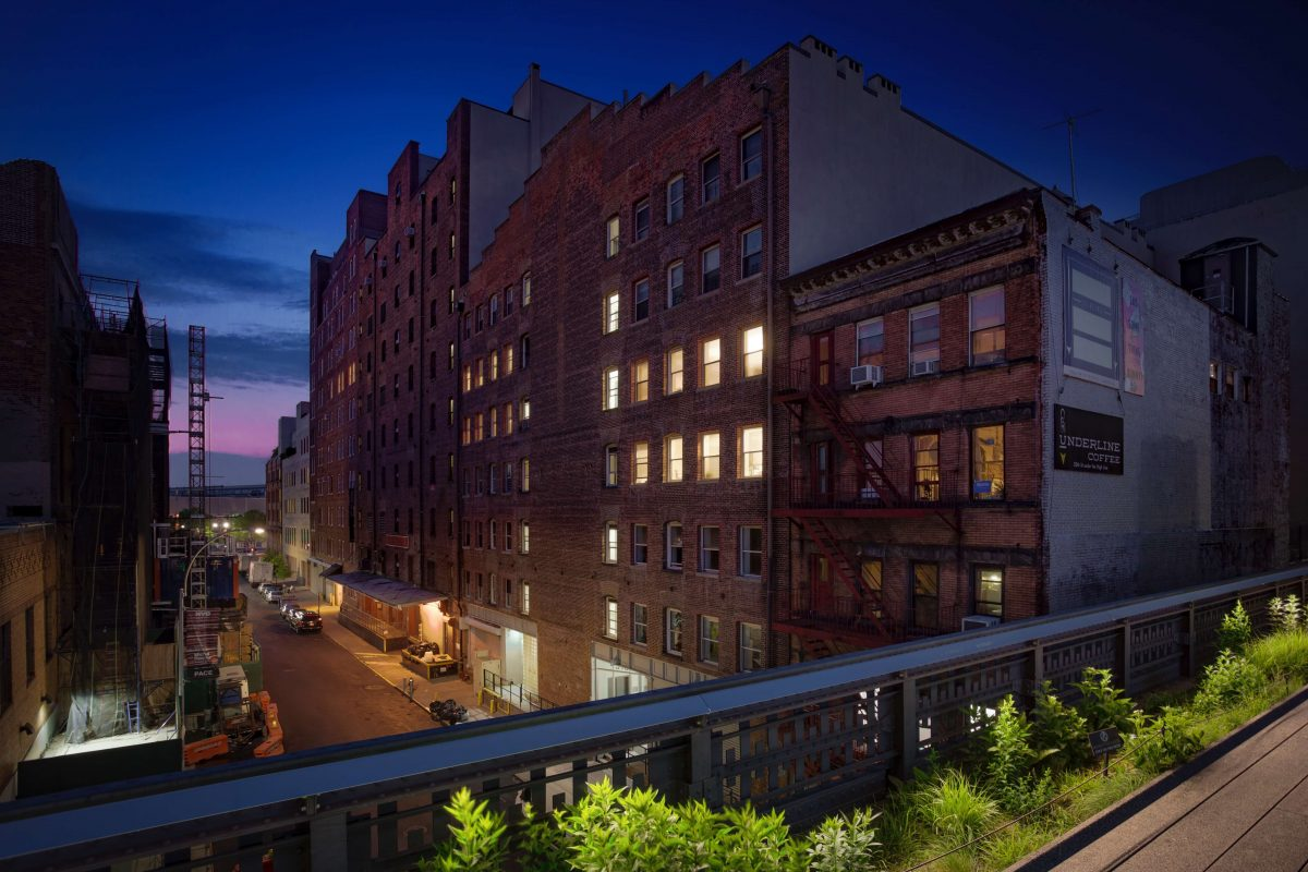 Bucket Lists 3 Perfect Photography Spots in New York City High line Chelsea Credit Actionvance