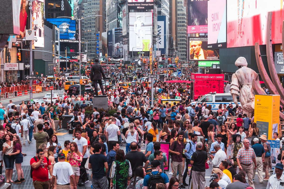 16 Things No One Ever Tells You About NYC Part 3 Times Square