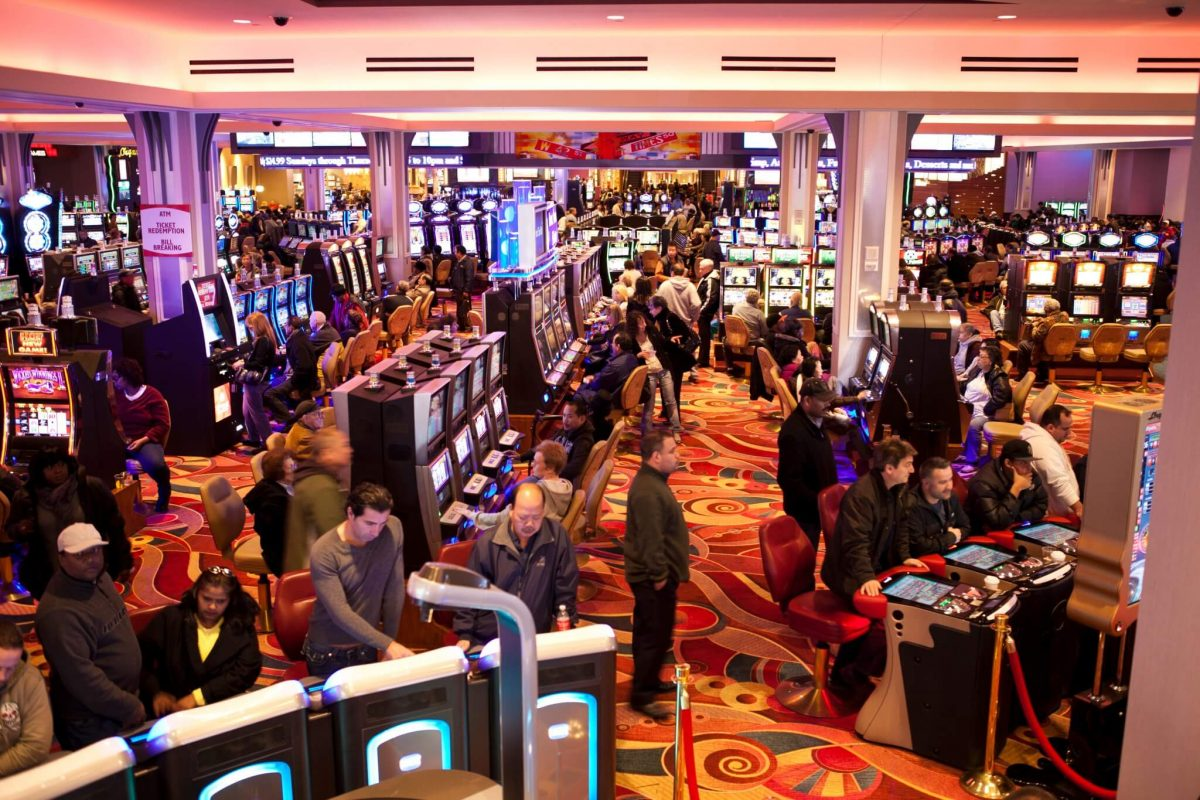 Curiosity City Secrets Resort World Casino NYC City Casinos Inside