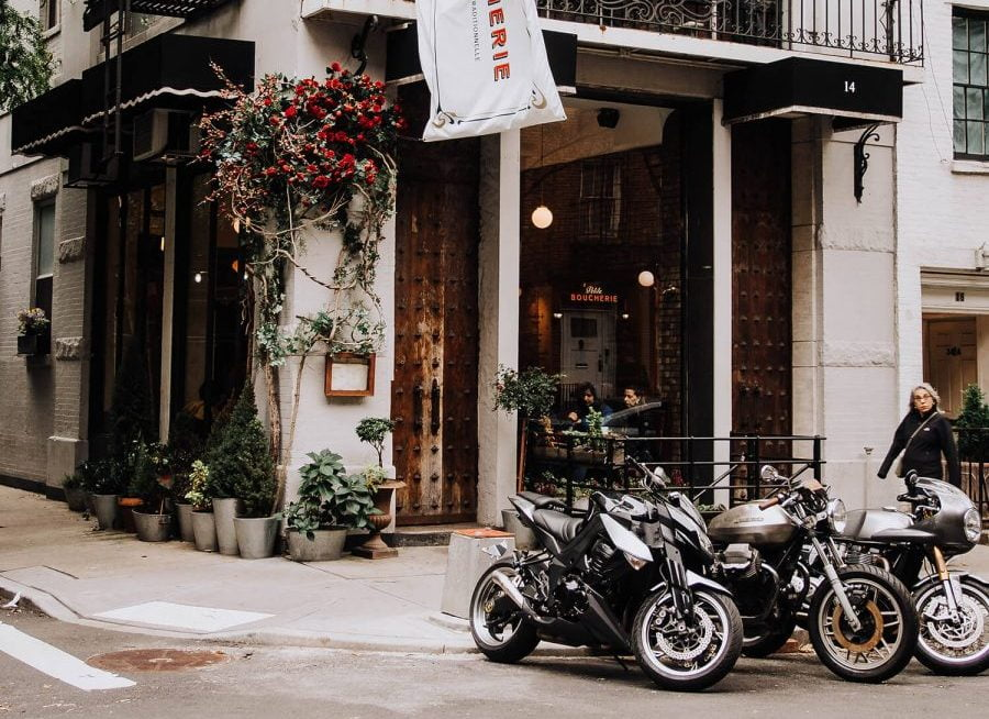 Curiosities City Secrets Seeing the Best of New York City By Motorcycle Sandra Frey Cropped