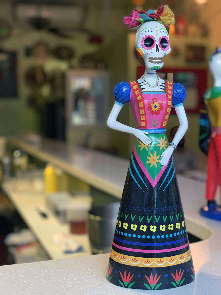 Dining Citrico Mexican Restaurant Brooklyn Doll