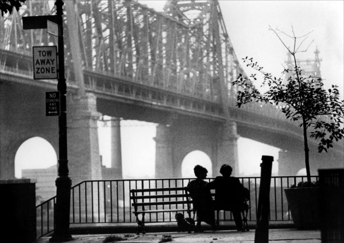 Our Bucket Lists showing the 25 Most Iconic and Instagrammable Movie Locations in NYC Manhattan Woody Allen Queensboro Bridge