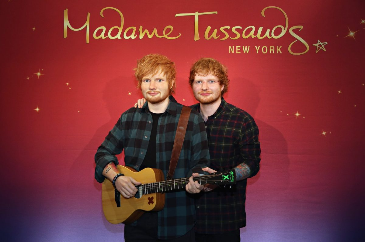 BTSNYC Experiences On Going Madame Tussauds NY Ed Sheeran