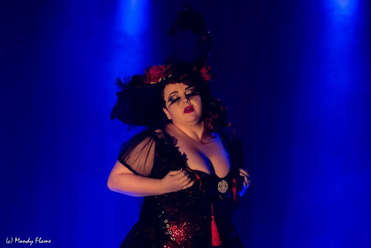 Events Up Coming 17th Annual New York Burlesque Festival Beauty