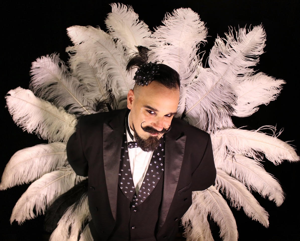 Events Up Coming 17th Annual New York Burlesque Festival Gentleman