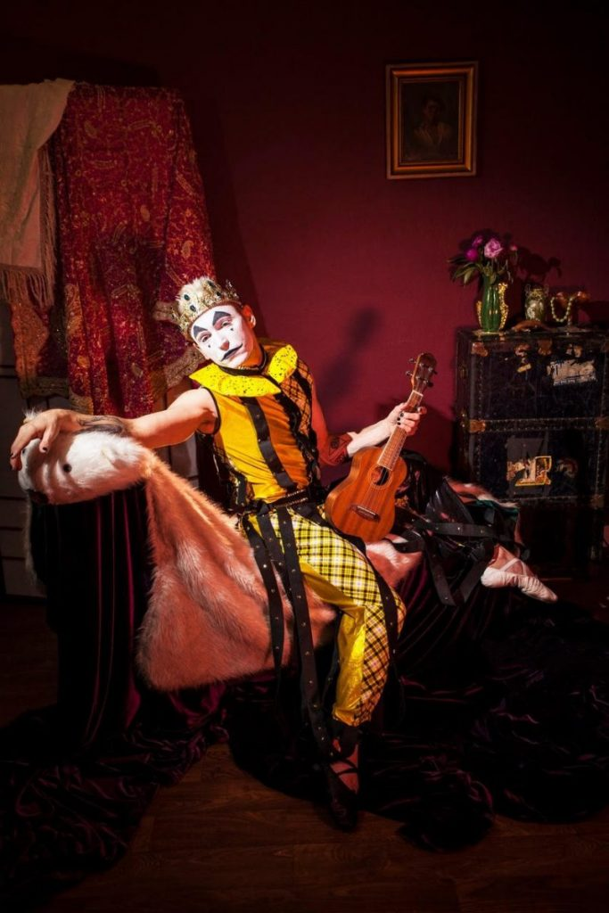 Events Up Coming 17th Annual New York Burlesque Festival Joker