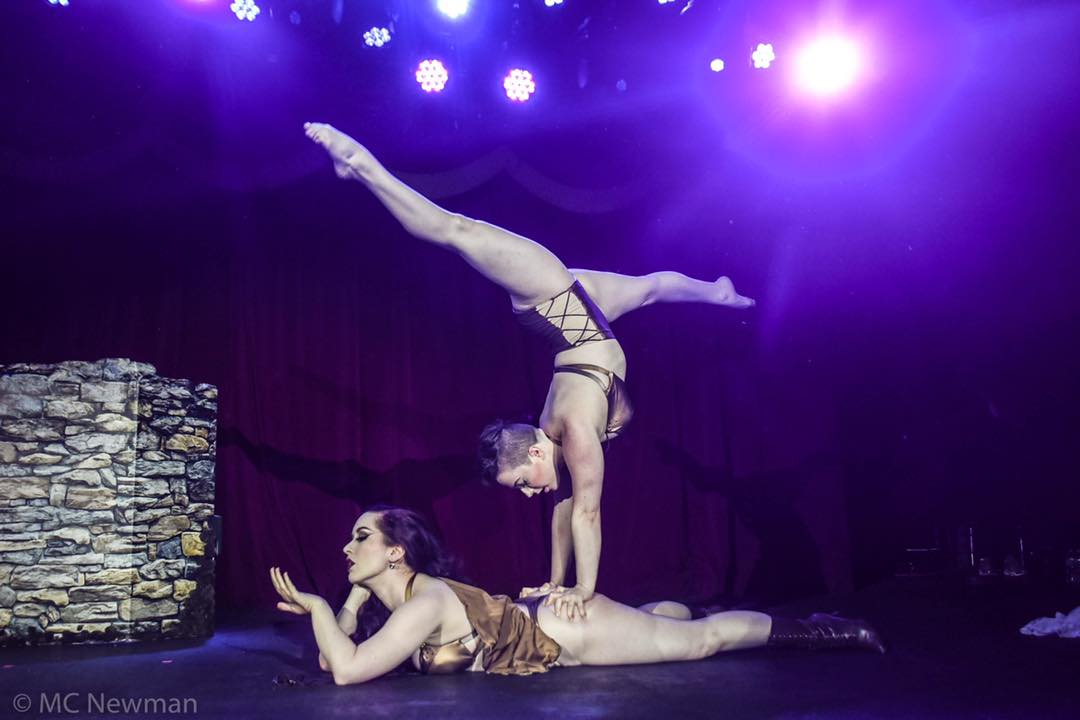 Events Up Coming 17th Annual New York Burlesque Festival Performance