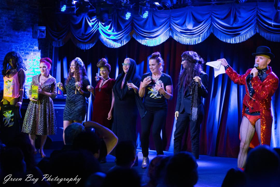 Events Up Coming 17th Annual New York Burlesque Festival Talents