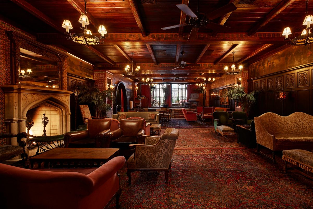 Hotels In New York Romantic Bowery Hotel