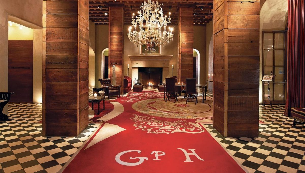 Hotels In New York Romantic Gramercy Park Hotel