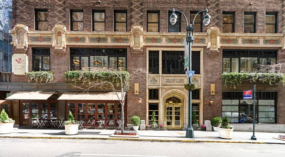Hotels In New York Romantic Library Hotel