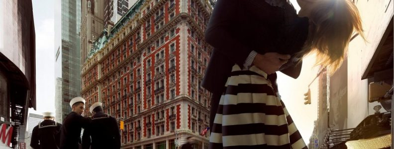 Hotels In New York Romantic The Knickerbocker Hotel Couple Kissing