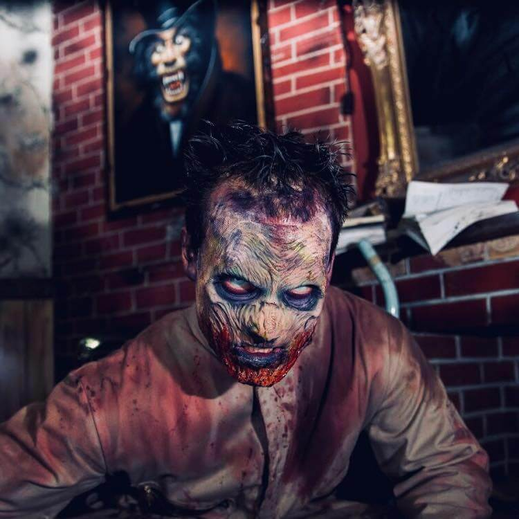 Events Up Coming NYC Halloween Parties Bane Haunted House