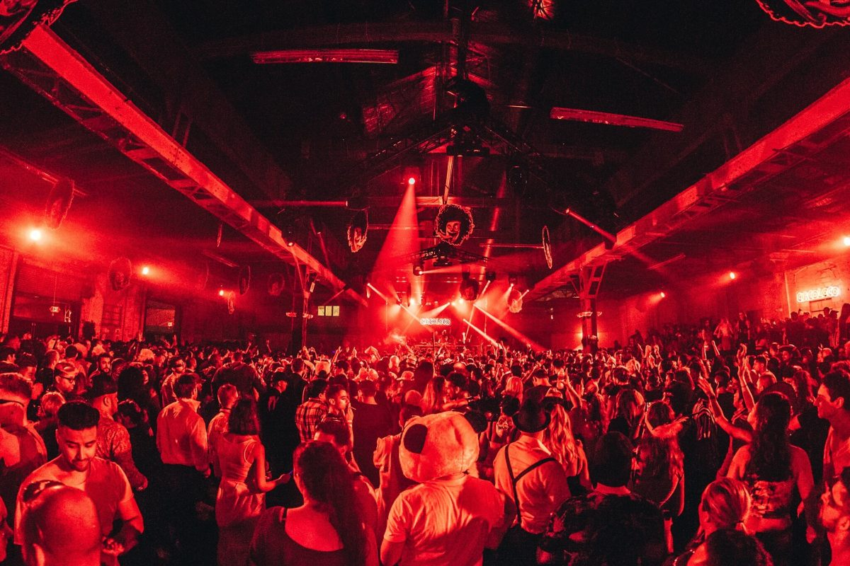 Events Up Coming NYC Halloween Parties Circo Loco