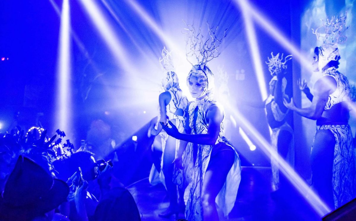 Events Up Coming NYC Halloween Parties McKittrick Hotel