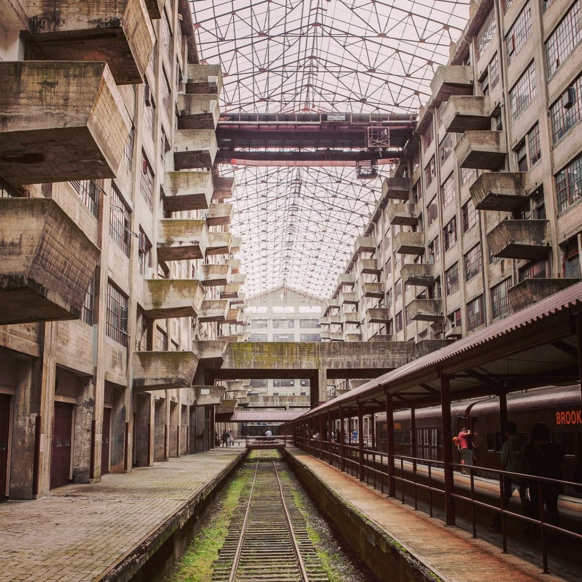 Events Up Coming Open House New York Weekend Brooklyn Army Terminal by Nicolas Lemery Nantel