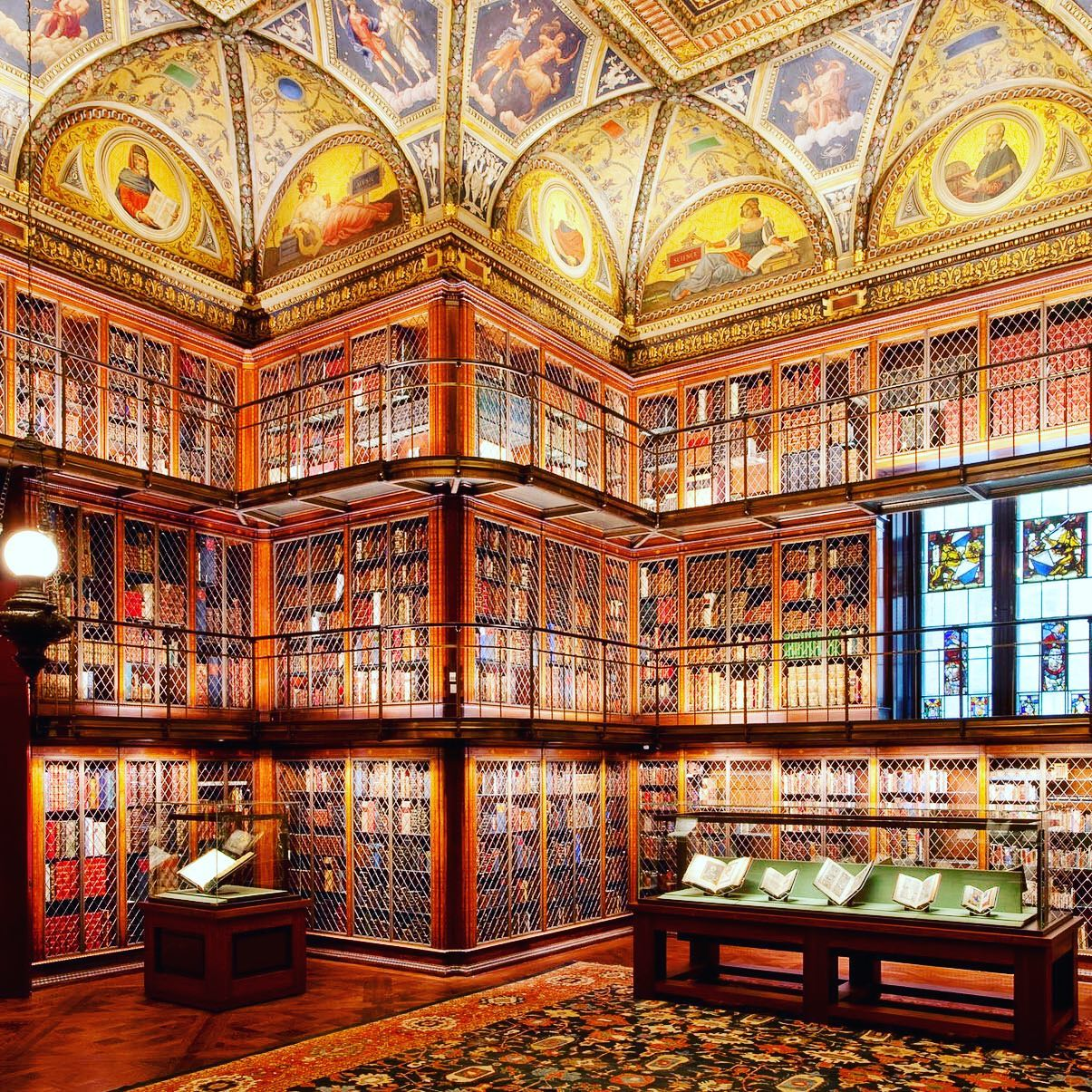 Events Up Coming Open House New York Weekend Morgan Library Museum by Graham S Haber