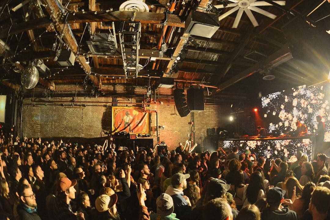 26 Best Parties In New York for New Years Eve 2020 Brooklyn Bowl