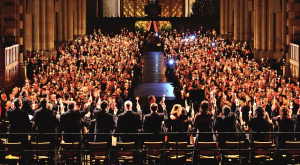 26 Best Parties In New York for New Years Eve 2020 Saint John The Divine Concert for Peace