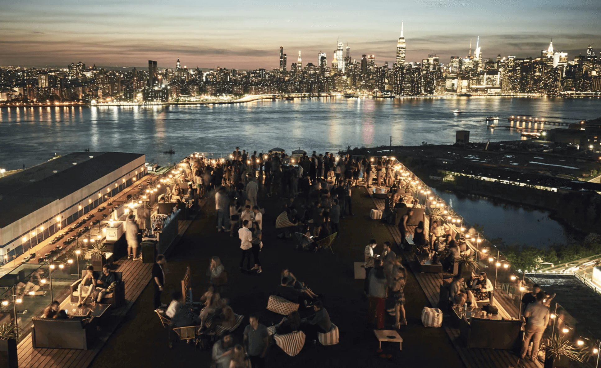 26 Best Parties In New York for New Years Eve 2020 Westlight William Vale Hotel