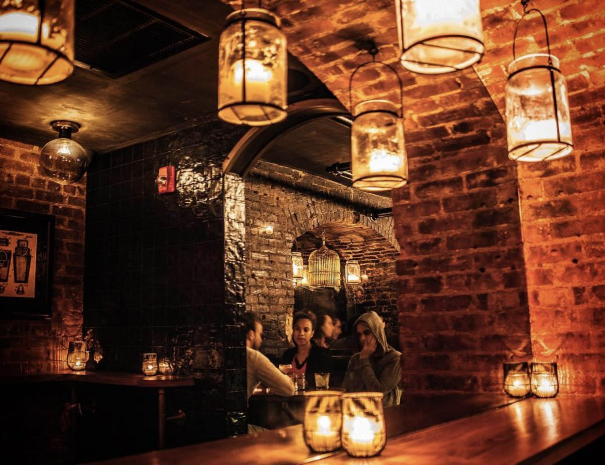 Nightlife Bars Patent Pending Speakeasy Bars in NYC Deteails