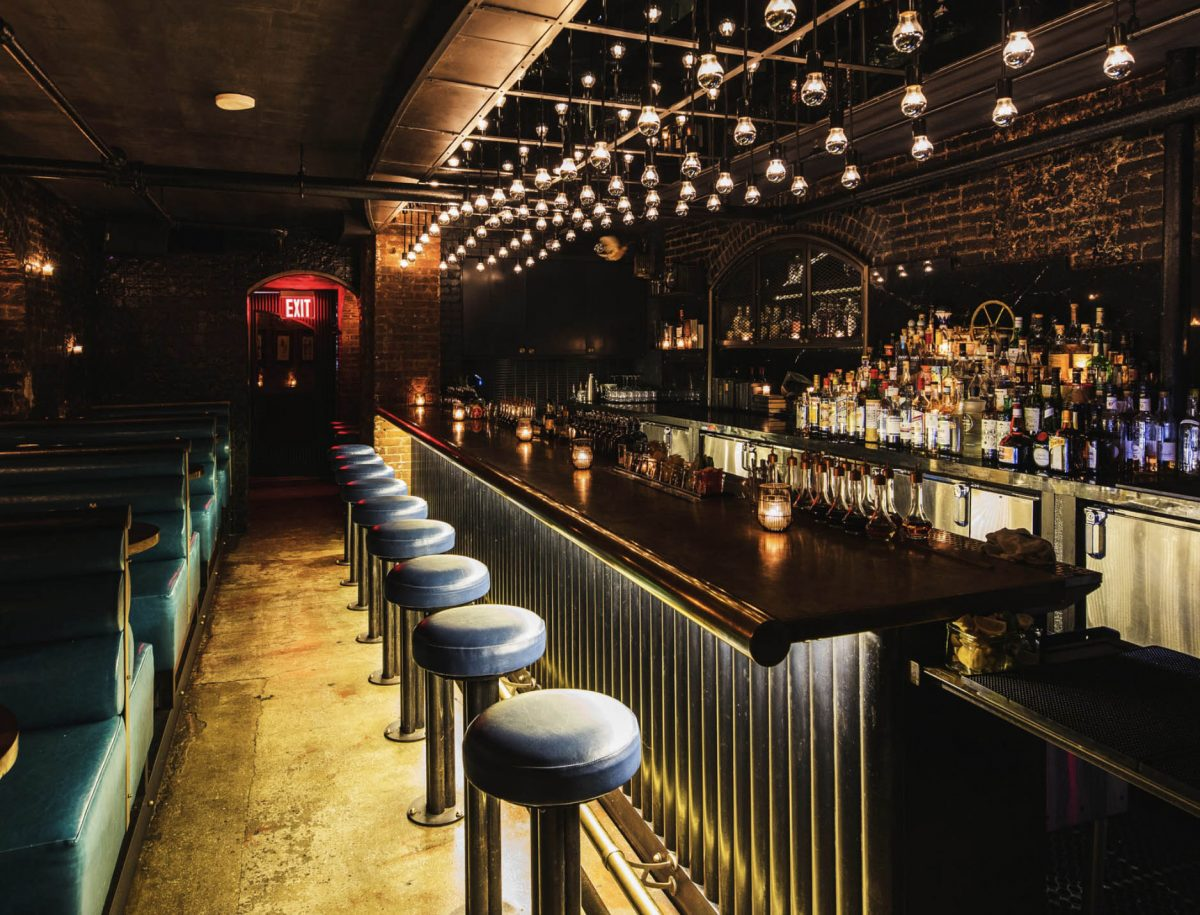 Nightlife Bars Patent Pending Speakeasy Bars in NYC Empty